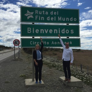 Ruta del Fin del Mundo, or Route to the End of the World.
