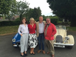 Celebrity Antiques Road Show